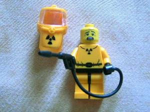 В Германии появились игрушечные ликвидаторы атомной катастрофы на «Фукусиме»